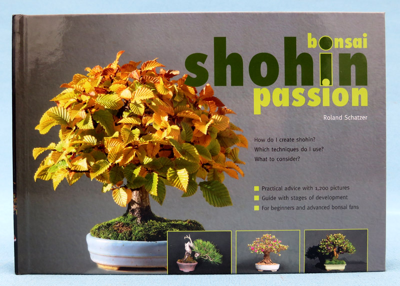 Shohin Passion front cover