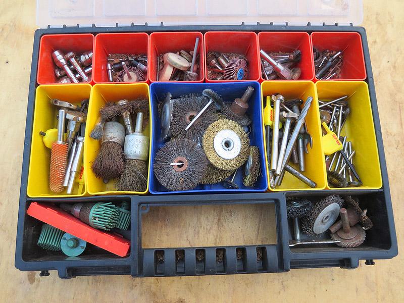 Graham's tool box