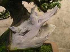 In the Workshop Stuart's Little Stump Image 2