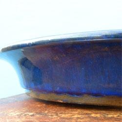 Large Glazed Bonsai Pots
