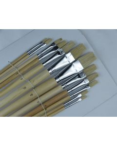 Long Handle Brush Set Bonsai Tools