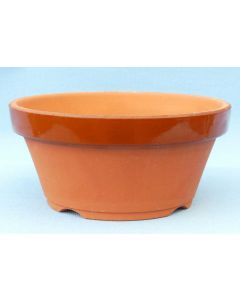 Japanese Terracotta Bonsai Nursery Pots