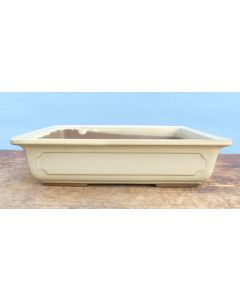 "High Quality Japanese Glazed Bonsai Pot - 6.5"""