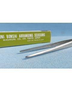 Masakuni #8812 Bonsai Tweezers - Pine Tweezers
