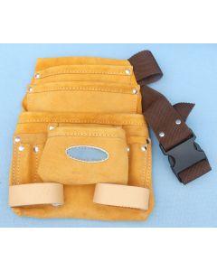 Nurseryman Leather Tool Belt - Bonsai Accessories