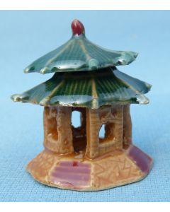 Traditional Pagoda - Bonsai / Saikei Ornament