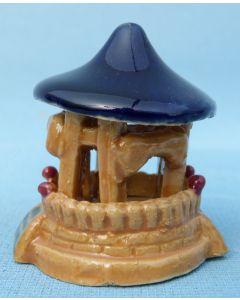 Traditional Chinese Pagoda - Bonsai / Saikei Ornament