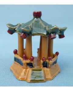 Chinese Pagoda - Bonsai / Saikei Ornament