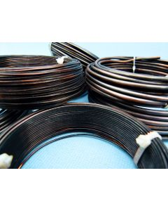 Copper Wire For Bonsai and Craft Work - 500g Handy Coils
