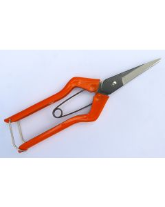 Bonsai Pruning Scissors - Vine/Bud Scissors - Spring Loaded Japanese
