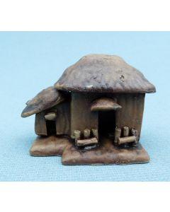 Peasants Shack - Bonsai / Saikei Ornament