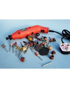 Multi Purpose Rotary Power Tool - Bonsai Carving Tool Package