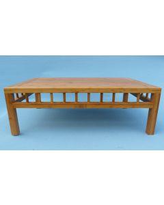 Bamboo Bonsai Display Table