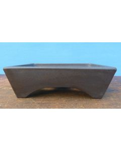 Rectangular Unglazed High Quality Japanese Bonsai Pot
