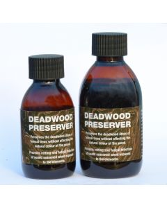 Natural Bonsai Deadwood Preserver - 100 & 200ml sizes available