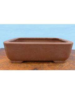 Japanese Tokoname Signed Bonsai Pot