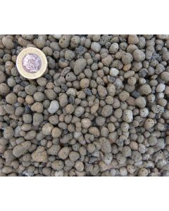 Supalite Black Medium Grade Bonsai Soil Growing Media