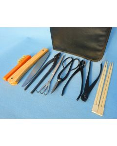 The Apprentice's Bonsai Tool Kit - 8 Piece - DISCOUNT PRICE