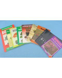 Bonsai Books - Clearance - 9 x Small Books