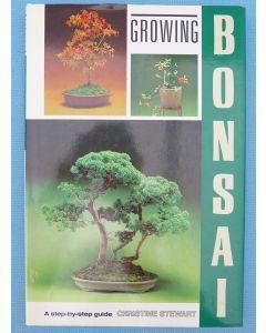 Bonsai Books - Clearance - Growing Bonsai - Christine Stewart