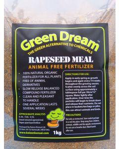 Rapeseed Meal Natural Animal Free Bonsai Fertiliser