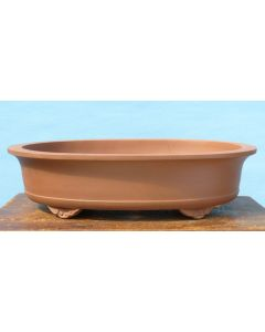 Oval Bonsai Pot - High Quality - Unglazed- 24""