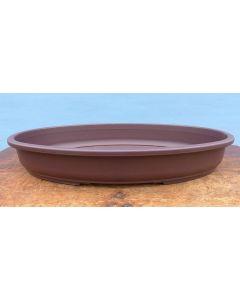Shallow Oval Plastic Bonsai Training Pots