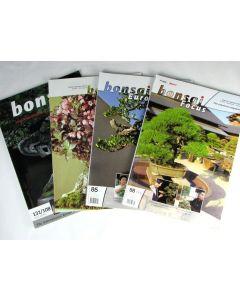 Bonsai Europe Magazines 2002 in Binder