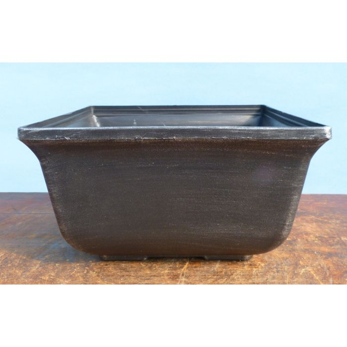 Semi Cascade Style Plastic Bonsai Pot