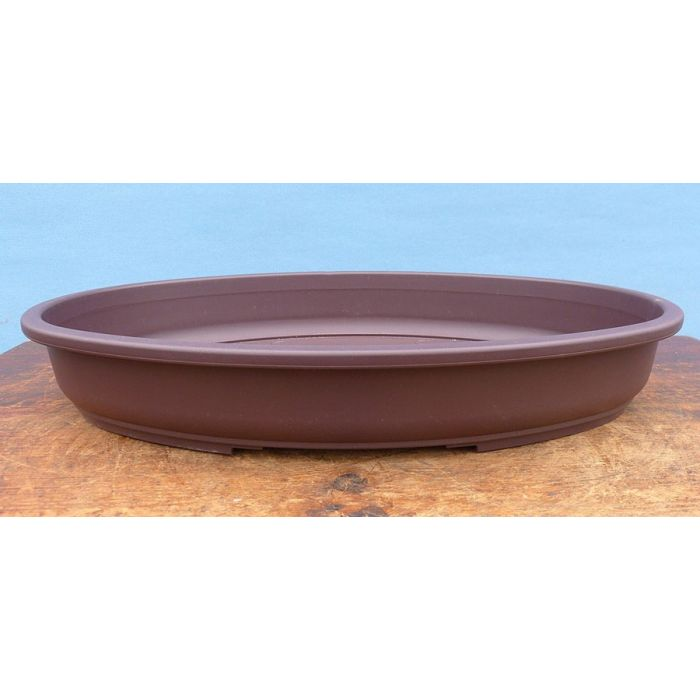 Plastic Bonsai Training Pots Shallow Oval Plastic Bonsai Pots