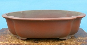 Special handmade and used bonsai pots clearance