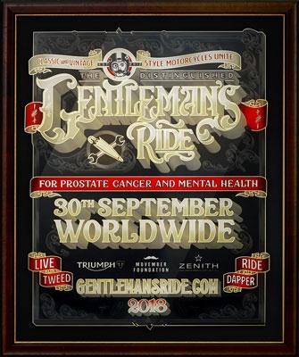 gentlemans ride